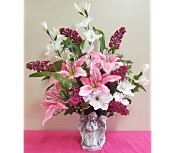 Lily Angel in Lehigh Acres FL, Bright Petals Florist, Inc.