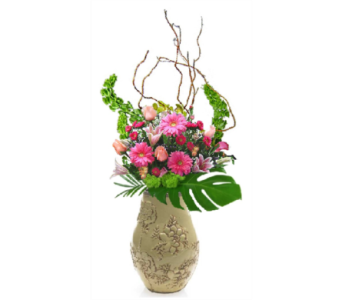 Grand Tuscan Tour Bouquet in Lakeland FL, Flower Cart