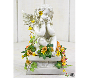 Angel Blessings in Indianapolis IN, Steve's Flowers & Gifts