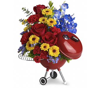 Weber Grill in South Hadley MA, Carey's Flowers, Inc.