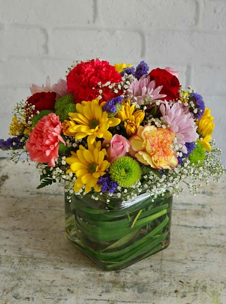 RUSH DELIVERY: Prettiest in Chicagoland IL, Amling's Flowerland