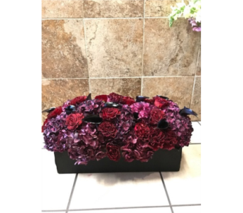 Custom Arrangement in Woodland Hills CA, Abbey's Flower Garden