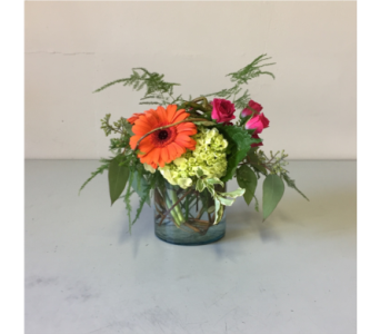 Chestnut Flower Arrangement in Walla Walla WA, Holly's Flower Boutique