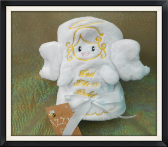 Angel Baby - Blanket in Tyler TX, The Flower Box