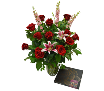 Devoted To Your Sweet Love in Richboro PA, Fireside Flowers