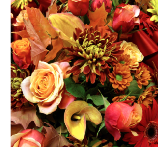 Designer's Choice Autumn Mix  in Richboro PA, Fireside Flowers