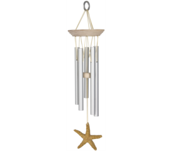 Woodstock Seashore Sea Star Chime in Port St Lucie FL, Flowers By Susan