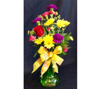 Cheer me up in New Iberia LA, Breaux's Flowers & Video Productions, Inc.