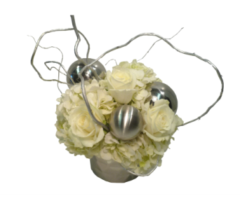 Silver Balls in Campbell CA, Citti's Florists