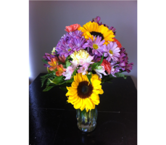 Summer Smiles in Andover MN, Andover Floral