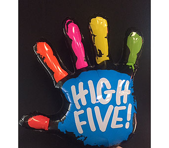 High Five in Portland OR, Portland Florist Shop