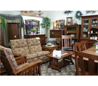 Quality Amish Furniture in Grand Rapids MN, Shaw Florists
