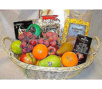 Fruit Basket in Pittsburgh PA, Harolds Flower Shop