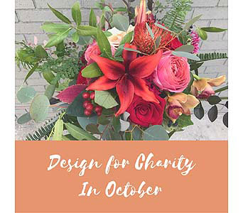 Design In October in Charleston SC, Tiger Lily Florist Inc.