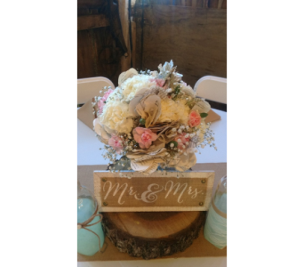 WEDDING in Loudonville OH, Four Seasons Flowers & Gifts