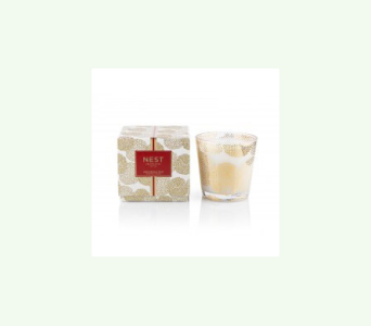 Nest Birchwood&Pine 3 wick candle in Bellevue WA, CITY FLOWERS, INC.