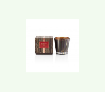 NEST HEARTH 3 wick CANDLE    in Bellevue WA, CITY FLOWERS, INC.