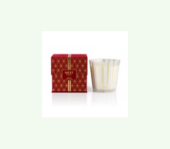 NEST HOLIDAY GRAND 4 wick candle in Bellevue WA, CITY FLOWERS, INC.