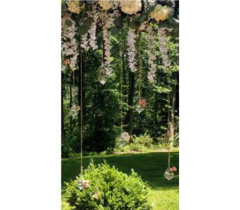 Hanging Terriums in Loudonville OH, Four Seasons Flowers & Gifts