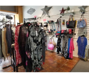 Clothing in Kelowna BC, Burnetts Florist & Gifts
