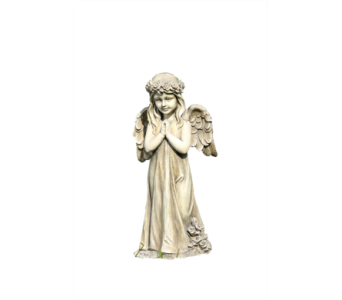 NAPCO PRAYING ANGEL WITH WINGS in Upland CA, Suzann's Flowers