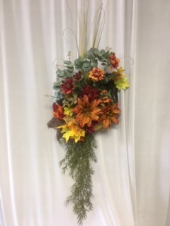 Fall Wall Hanging in Elyria OH, Botamer Florist & More