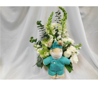 Dr. Bunny  in Henderson NV, Beautiful Bouquet Florist
