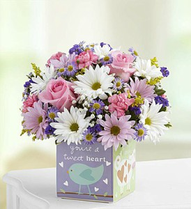 Playtime for Baby Girl by 1800Flowers in Las Vegas NV, A French Bouquet