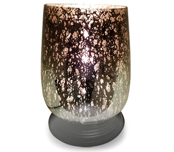 Memory Lamp - Bourdeaux Metallic Taupe in Fort Worth TX, Mount Olivet Flower Shop