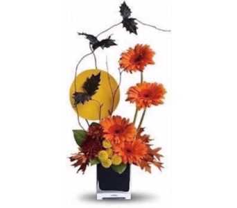 Spooky Flower Class in Spruce Grove AB, Flower Fantasy & Gifts
