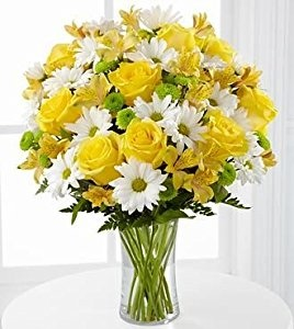 FTD Sunny Sentiments Bouquet in Cleveland OH, Orban's Fruit & Flowers