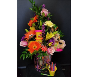 Custom in Albuquerque NM, Silver Springs Floral & Gift