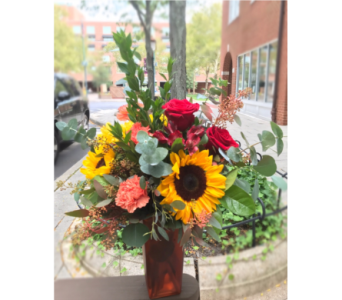 The Whitman in Princeton, Plainsboro, & Trenton NJ, Monday Morning Flower and Balloon Co.