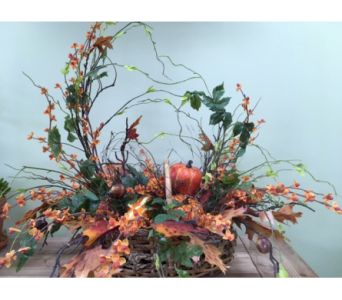 Fall Basket in Beaver PA, Snyder's Flowers