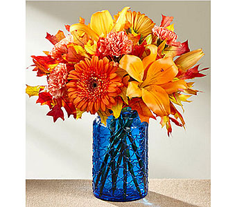 Autumn Wonders Bouquet in Concord CA, Vallejo City Floral Co