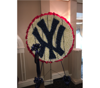 Yankee Logo in Staten Island NY, Kitty's and Family Florist Inc.
