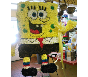 Spongebob Squarepants in Staten Island NY, Kitty's and Family Florist Inc.