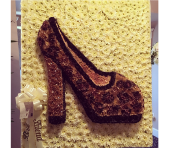 Leopard High Heel in Staten Island NY, Kitty's and Family Florist Inc.