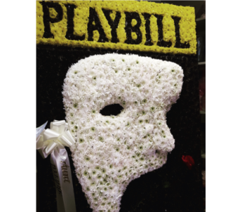 Broadway Playbill in Staten Island NY, Kitty's and Family Florist Inc.