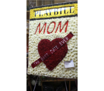 Broadway Playbill 2 in Staten Island NY, Kitty's and Family Florist Inc.