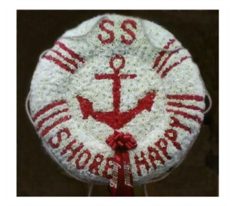 Life Preserver in Staten Island NY, Kitty's and Family Florist Inc.