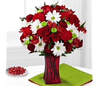 The FTD� Cherry Sweet Bouquet in San Antonio TX, Dusty's & Amie's Flowers
