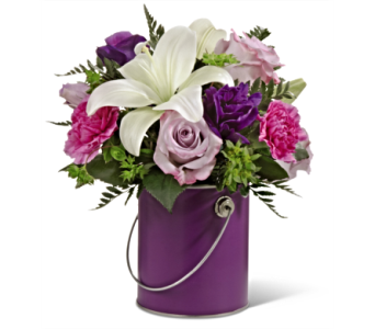 The FTD� Color Your Day With Beauty Bouquet in San Antonio TX, Dusty's & Amie's Flowers