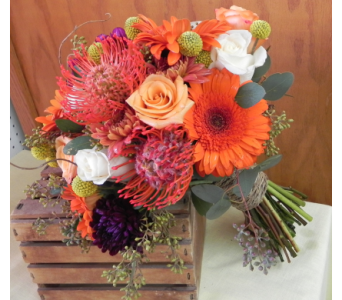 Rustic Love in Perry Hall MD, Perry Hall Florist Inc.