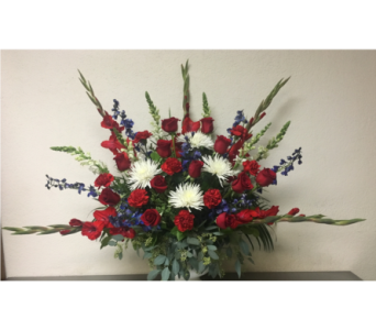 Patriot Forever in Oklahoma City OK, Flowers By Pat