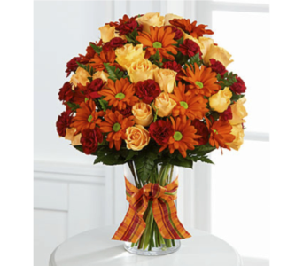 FTD Golden Autumn Bouquet in Cleveland OH, Orban's Fruit & Flowers