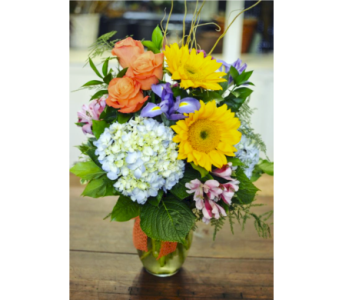 Orange Tundra in Nashville TN, Emma's Flowers & Gifts, Inc.