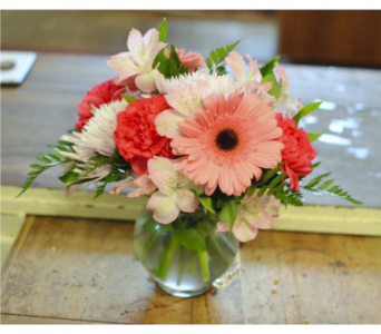 Perfectly Peachy in Nashville TN, Emma's Flowers & Gifts, Inc.