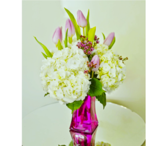 Pink Lady in Nashville TN, Emma's Flowers & Gifts, Inc.