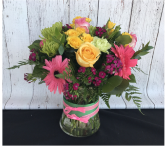 Fashionista Bouquet in Tempe AZ, Bobbie's Flowers